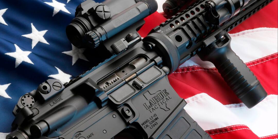 Американские полуавтоматические винтовки AR-15