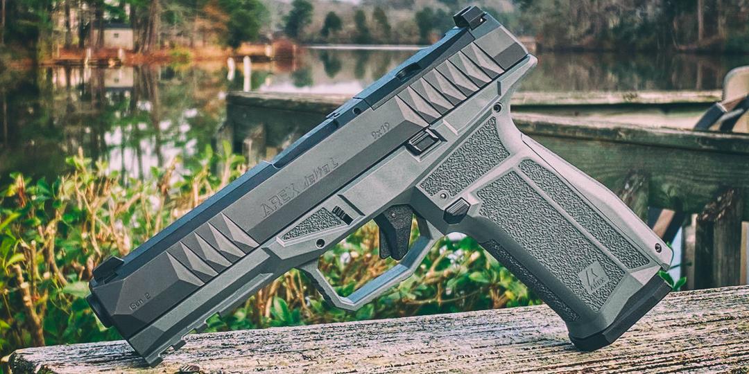 Новые пистолеты бренда Arex